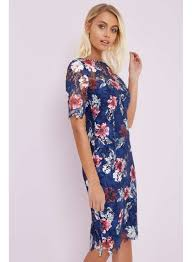 coloured dress paper dolls multi coloured floral crochet bodycon dress view all