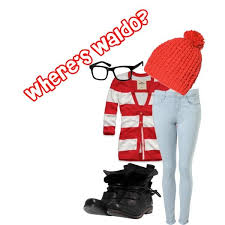 Wheres Waldo Halloween Costume 30 Waldo Images Funny Stuff