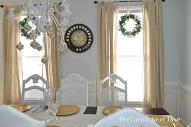 Repurpose Dining Room by Repurpose Those Unused Curtain Tie Backs The Latina Next Door