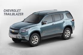 chevrolet trailblazer 2015 chevrolet trailblazer u0026 spin india launch confirmed