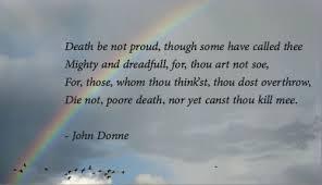 poet seers poems about death