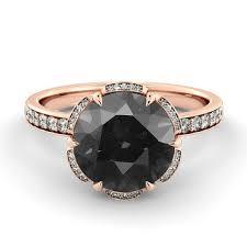 Black Diamond Wedding Rings by 852 Best Wedding Engagement Rings Images On Pinterest