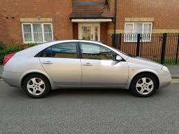 nissan primera 2003 uk cheap used cars