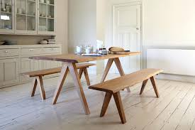 small oak dining table with bench full size of dining roomfavored