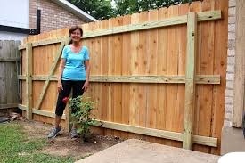 Cool Ideas When Building A Beautiful Ideas How To Build Fence Ravishing How Build A Wood