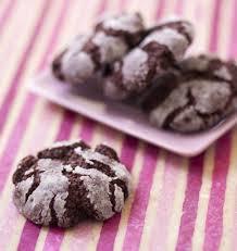 les meilleures recettes de cuisine biscuits craquelés au chocolat de martha stewart recette les