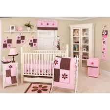 Nursery In A Bag Crib Bedding Set Pam Grace Creations Pam S Petals Nursery In A Bag Crib Bedding