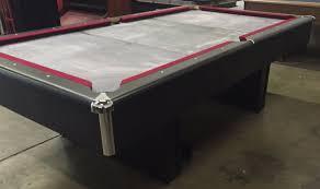 used 8 u0027 black diamond pool table u2013 chesapeake billiards