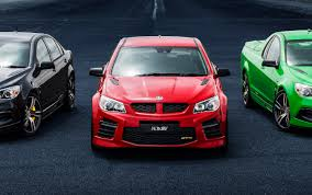 vauxhall vxr8 ute uk says goodbye to hsv with vauxhall vxr8 gts r performancedrive