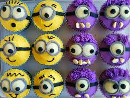 minion cupcakes my version of minion cupcakes buttercream icing choc melts for