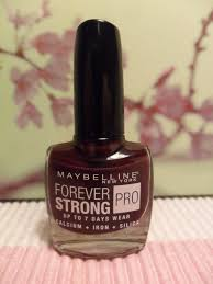 ace stace beauty notd maybelline forever strong extreme