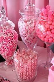 Pink Wedding Candy Buffet by 108 Best Pink Candy Buffets Images On Pinterest Events Pink