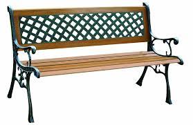 redwood bb fc120 2 person wooden bench amazon co uk garden