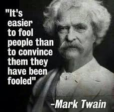 Mark Twain Memes - sad truth about internet memes is their goal of spreading blatant