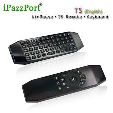 android keyboard with microphone ipazzport 2 4ghz mini usb wireless microphone keyboard air mouse