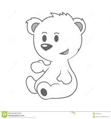 cute little bear stock photos image 15380543