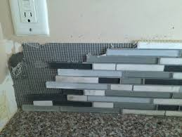 removing kitchen tile backsplash big dilemma need help removing mosaic backsplash in kitchen