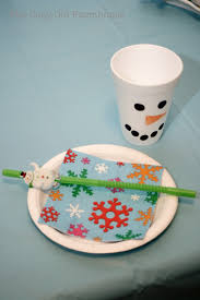 Winter Decorations For Parties - the cozy old