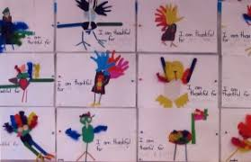 thanksgiving projects for use clay to emulate the indians