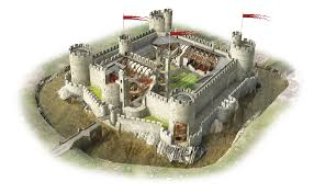 Interesting Facts About Flags Medieval Castles Castle Facts For Kids Dk Find Out