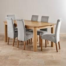 Dining Room Oak Furniture Charming Oak Dining Table And Chairs With Dining Room Oak Dining