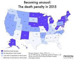 map usa penalty becoming the penalty in 2015 prison policy initiative