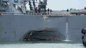 Wohnzimmerm El Dunkel Nach Erneuter Kollision Legt Die Us Navy Eine