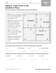 3rd grade grid map worksheets 3rd grade printable worksheets