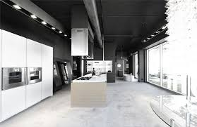 Kitchen Design Montreal The New Exhibition Space Boffi In Montreal The Contemporary Open