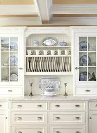 kitchen dish cabinet kitchen dish cabinet gorgeous blue willow dishes in kitchen
