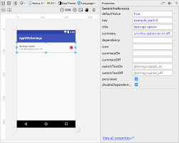 android preferences 9 2 adding settings to an app android developer fundamentals