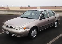 1999 toyota corolla reliability 1999 toyota corolla cars for sale
