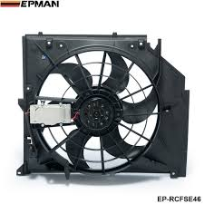 2003 bmw 325i radiator fan radiator condenser fan brushless motor for bmw 3 series