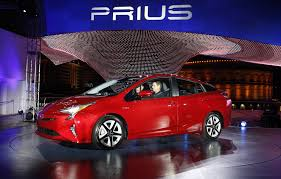 toyota company cars toyota u0027s global hybrid strategy rides on back of new prius model