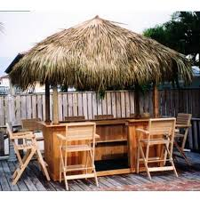 Tiki Hut Paradise Custom Tiki Huts Paradise Outdoor Kitchens U2022 Outdoor Grills
