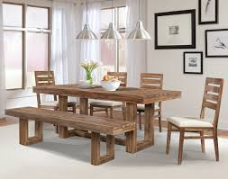 Dining Set With Buffet by Hoot Judkins Furniture San Francisco San Jose Bay Area Cresent