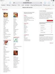 clean eating grocery list my menu pinterest clean eating