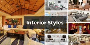 Different Design Styles Interior 18 Different Interior Design Styles For Your Home In 2017