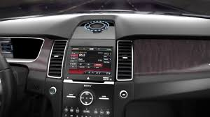2014 ford fusion sound system ford taurus sony premium sound system