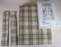 Pottery Barn Madras Curtains Remarkable Blue Plaid Curtains And Madras Blackout Panel Pottery