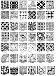 Pattern Art Pdf | make a zentangle pdf patterns and google