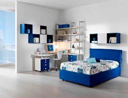 chambre ado garcon peinture chambre ado garçon coucher bleu adolescent pas fille idee