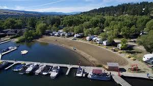 wood lake resort rv park marina okanagan bc