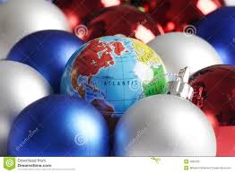 world christmas christmas decorations and world royalty free stock photo image