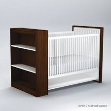 modern baby cribs modern nursery furniture ducduc