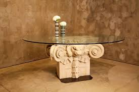 glass table base only furniture inspiring furniture for small dining room decoration