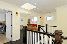 Banister Wall Dazzling Stair Balusters Look San Francisco Craftsman Hall
