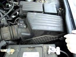 honda accord cabin air filter replacement 2003 2007 honda accord engine air filter replacement