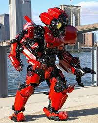 Pacific Rim Halloween Costume Glorious Pacific Rim Jaeger Cosplay U2014 Geektyrant