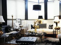 Black And Gold Room Decor Magnificent Black And Gold Living Room Decor On Cozynest Home
